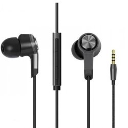 Xiaomi Handsfree In Ear Basic Μαύρα