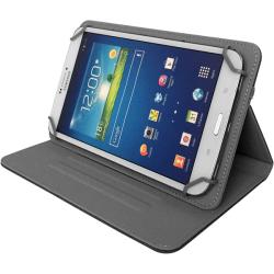 Yenkee Tablet Case PROVENCE Univ. 8'' Γκρι