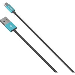 Yenkee Καλώδιο Φόρτισης - Μεταφοράς Δεδομένων MicroUSB 2m