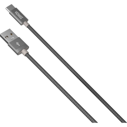Yenkee Data Cable Usb/Type-C 2m Γκρι