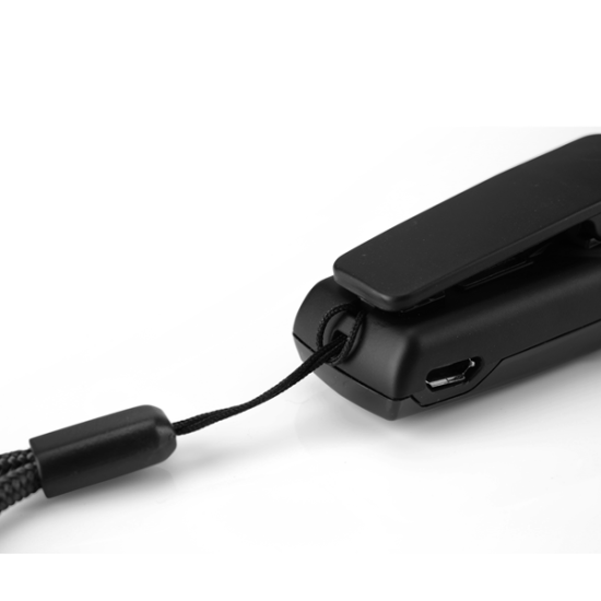 iXchange Bluetooth Retractable with Vibration Μαύρο