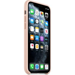 iPhone 11 Pro Ματ Ροζ Θήκη Σιλικόνης
