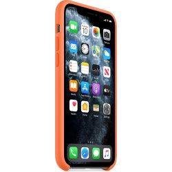 iPhone 11 Pro Πορτοκαλί Θήκη Σιλικόνης