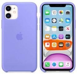 iPhone 11 Λιλά Θήκη Σιλικόνης