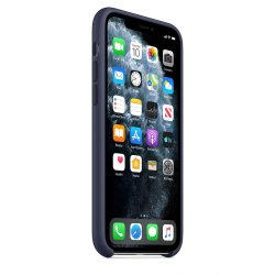 iPhone 11 Pro Σκούρο Μπλε Θήκη Σιλικόνης