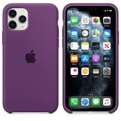iPhone 11 Pro Μωβ Θήκη Σιλικόνης
