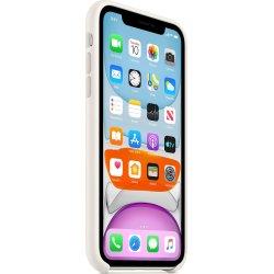 iPhone 11 Λευκή Θήκη Σιλικόνης