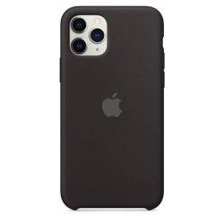 iPhone 11 Pro Max Μαύρη Θήκη Σιλικόνης