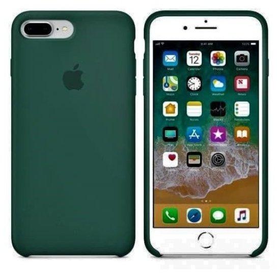 iPhone 6/6S Πράσινο Σκούρο Θήκη Σιλικόνης