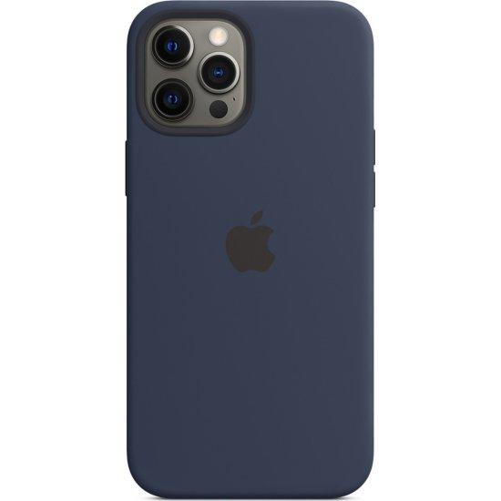 iPhone 12 Pro Max Μπλε Θήκη Σιλικόνης
