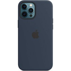 iPhone 12/12 Pro Μπλε Θήκη Σιλικόνης