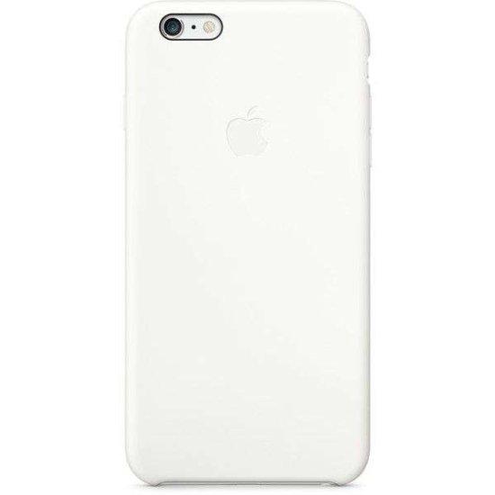 iPhone 6/6S Λευκή Θήκη Σιλικόνης