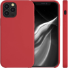 KWMobile Case Silicone Apple iPhone 12 Pro Max Κόκκινη