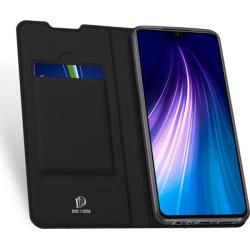 Dux Ducis Case Book Xiaomi Redmi Note 8T Μαύρη