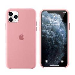 iPhone 11 Pro Max Ροζ Θήκη Σιλικόνης