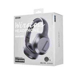 Remax RB 660HB Headphones Μαύρα