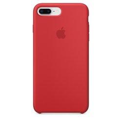 iPhone 7/8 Plus Κόκκινη Θήκη Σιλικόνης