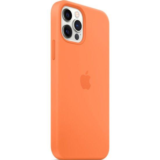 iPhone 12/12 Pro Πορτοκαλί Θήκη Σιλικόνης