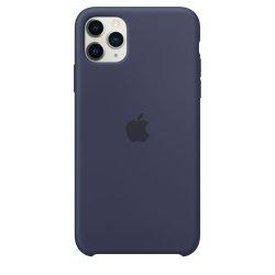 iPhone 11 Pro Max Μπλε Θήκη Σιλικόνης