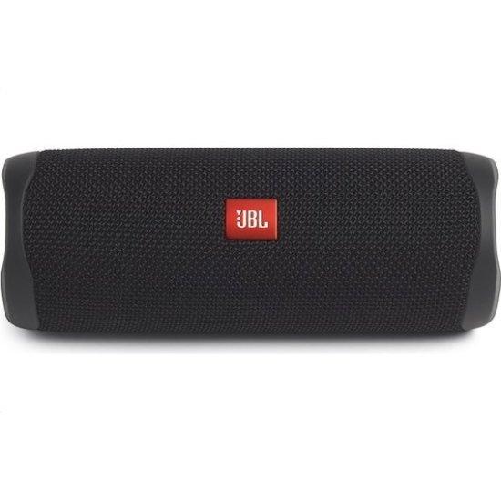JBL Flip 5 Bluetooth Speaker Waterproof IPX7 Μαύρο