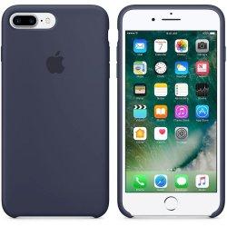 iPhone 7/8 Plus Μπλε Θήκη Σιλικόνης