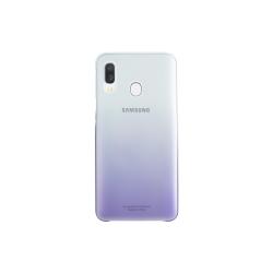 Samsung Gradation Cover Galaxy A40 Μωβ