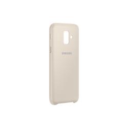 Samsung Dual Layer Cover A6 Χρυσό