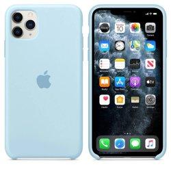 iPhone 11 Pro Γαλάζια Θήκη Σιλικόνης