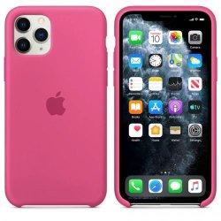 iPhone 11 Pro Φούξια Θήκη Σιλικόνης