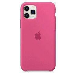 iPhone 11 Pro Max Φούξια Θήκη Σιλικόνης
