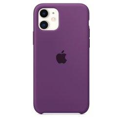 iPhone 11 Μωβ Θήκη Σιλικόνης