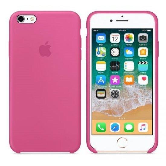 iPhone 6/6S Φούξια Θήκη Σιλικόνης