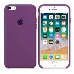iPhone 6/6S Μωβ Θήκη Σιλικόνης
