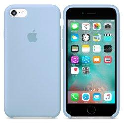 iPhone 7/8 Γαλάζια Θήκη Σιλικόνης