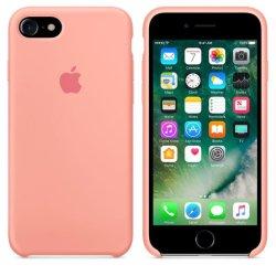 iPhone 7/8 Flamingo Θήκη Σιλικόνης