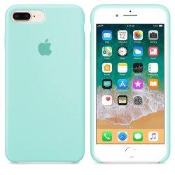 iPhone 7/8 Plus Φιστικί Θήκη Σιλικόνης