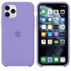 iPhone 12/12 Pro Λιλά Θήκη Σιλικόνης