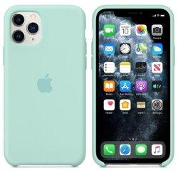 iPhone 11 Pro Max Φιστικί Θήκη Σιλικόνης