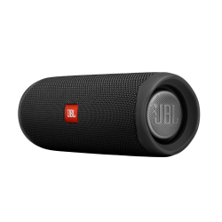 JBL Flip 5 Bluetooth Speaker Waterproof IPX7 Μαύρο