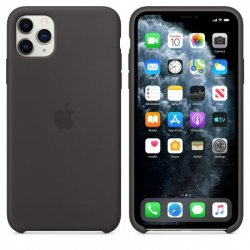 iPhone 11 Pro Max Γκρι Σκούρο Θήκη Σιλικόνης