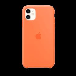 iPhone 11 Πορτοκαλί Θήκη Σιλικόνης