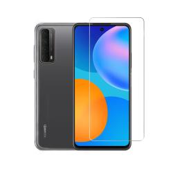 Vivid Set TPU Case + Tempered Glass Huawei P Smart 2021 Διάφανο