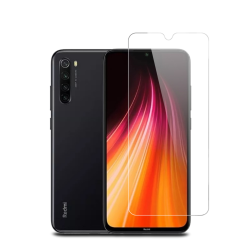 Vivid Set TPU + Tempered Glass Xiaomi Redmi Note 8T Διάφανο