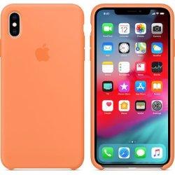 iPhone X/XS Πορτοκαλί Θήκη Σιλικόνης