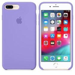iPhone 7/8 Λιλά Θήκη Σιλικόνης