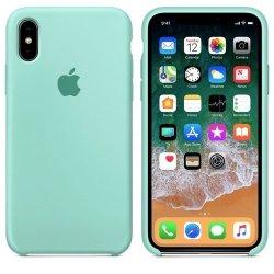 iPhone XS Max Φιστικί Θήκη Σιλικόνης